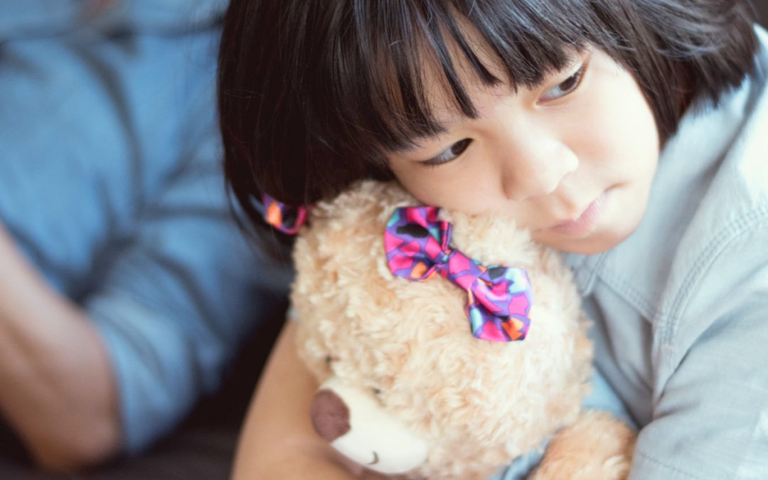 Recognition of Pediatric Anxiety Disorders