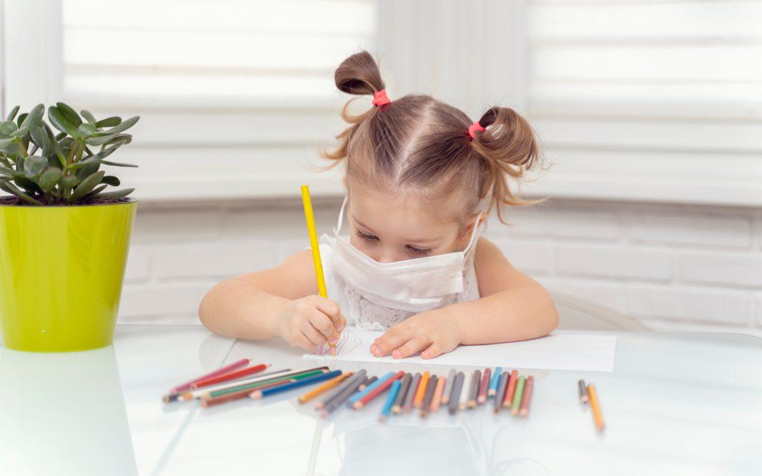Children's Face Mask Safety Tips