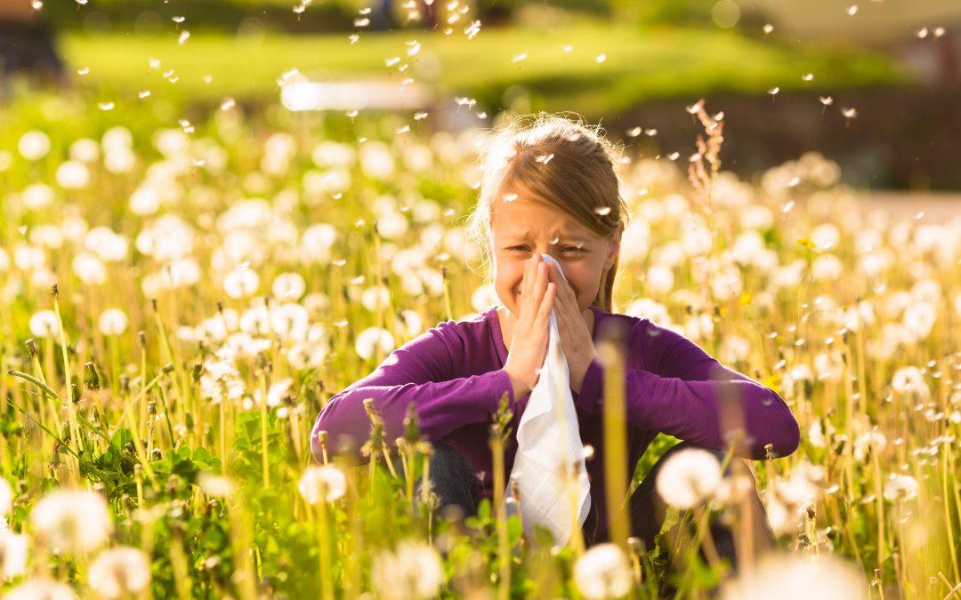 Seasonal Allergies in Children