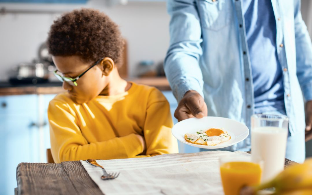Surviving Picky Eating